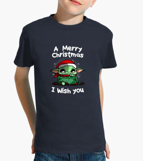 Vêtements enfant A Merry Christmas, I Wish You