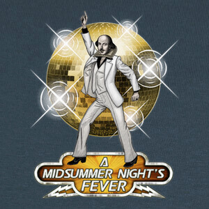 A midsummer night's fever T-shirts