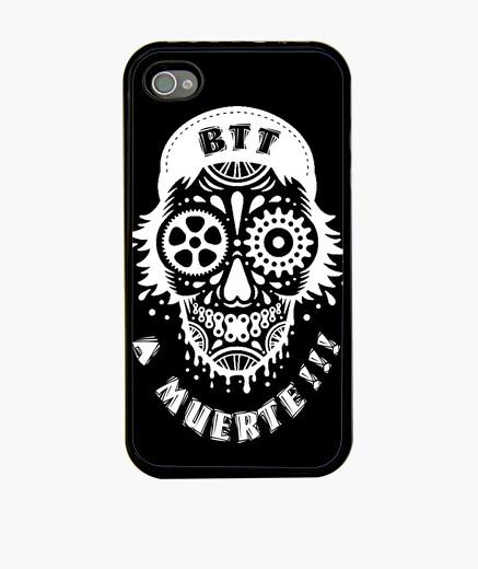 Funda iPhone A muerte blanc Iphone