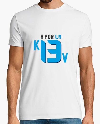 Camiseta A por la 13