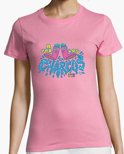 Camiseta A POR LOS CHARCOS