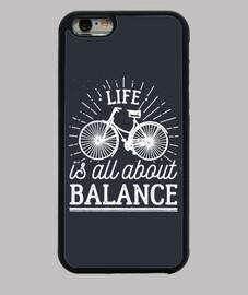 a proposito di vita è l'equilibrio