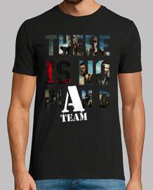 A Team - El Equipo A - Efecto relieve