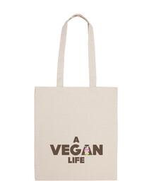 A Vegan Life Bandolera