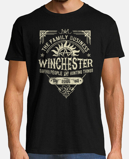 a very winchester bussines