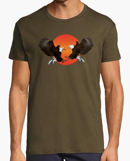 Camiseta Águilas en vuelo