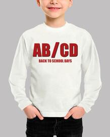 AB-CD Back to school