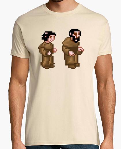 Camiseta Abadia del Crimen
