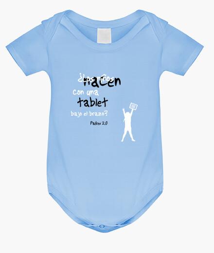 Abbigliamento bambino blu corpo 2 colori -...