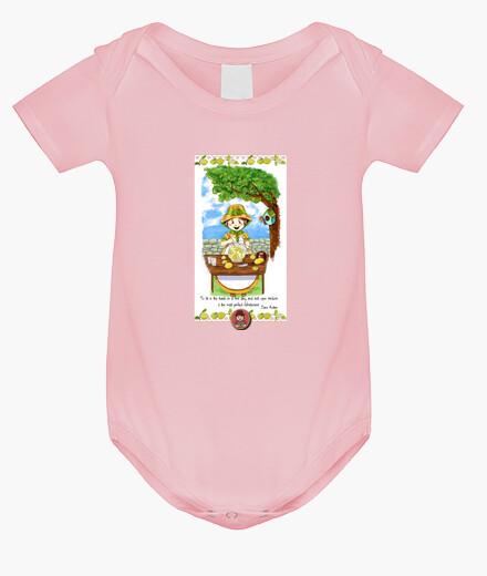 Abbigliamento bambino Body neonato, rosa