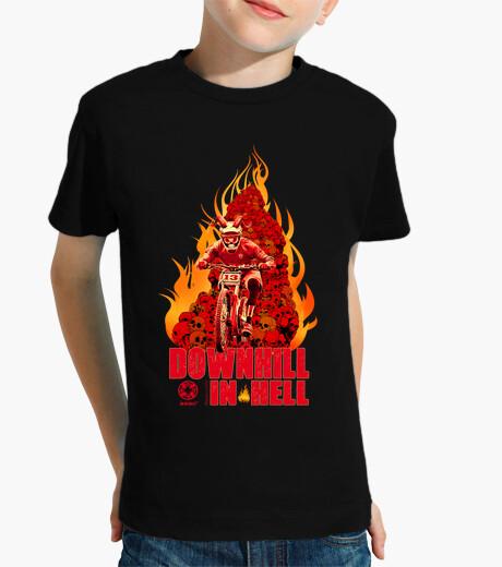 Abbigliamento bambino discesa in hell