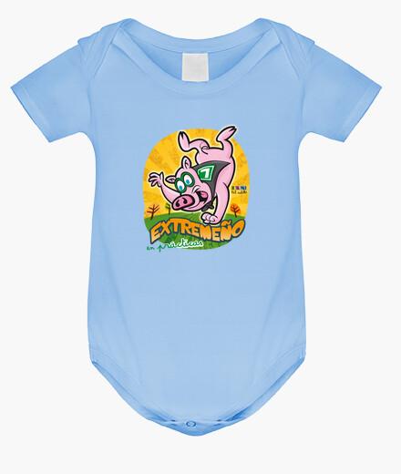 Abbigliamento bambino extremadura piccolo