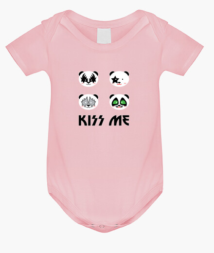 Abbigliamento bambino kiss me panda