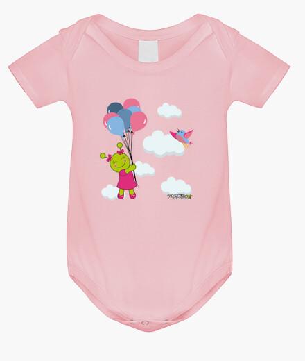 Abbigliamento bambino marcianita le nuvole