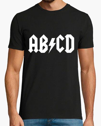 Camiseta ABCD White