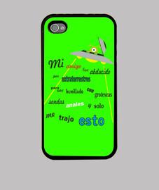 Abducido iPhone4