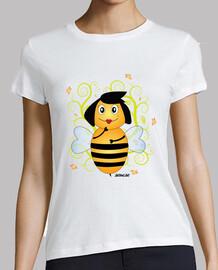 abeille  femme