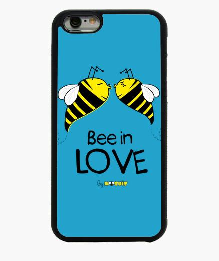 Coque Iphone 6 / 6S abeille amoureux