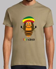 abeille heureuse b