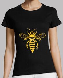 abeille jaune