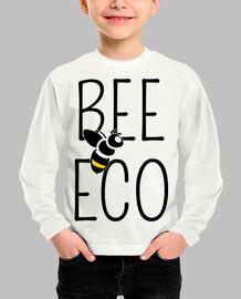 abeja eco - ecología - naturaleza - abe