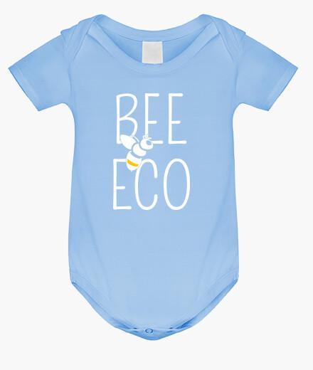 Ropa infantil abeja eco - ecología - naturaleza - abe