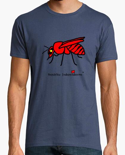 Camiseta abeja independiente