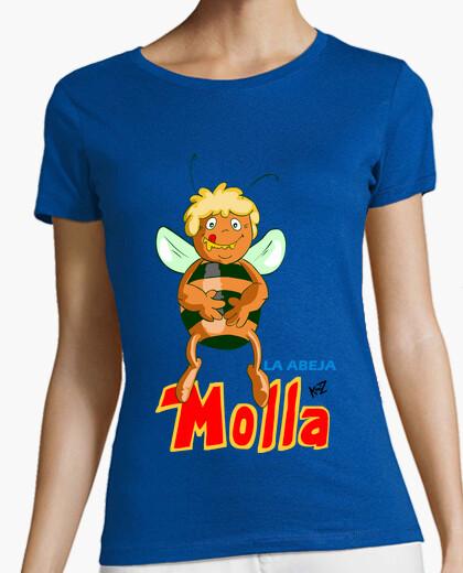 Camiseta abeja molla