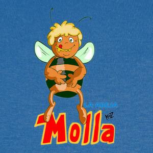 Camisetas abeja molla