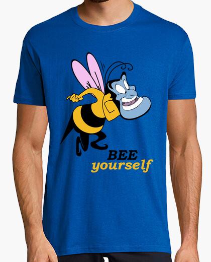Camiseta abeja usted mismo