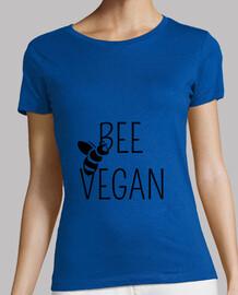 abeja vegana - vegetariana - ecología