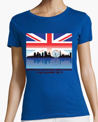 Camiseta Aborto en Londres