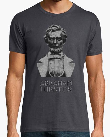 Camiseta Abraham Hipster