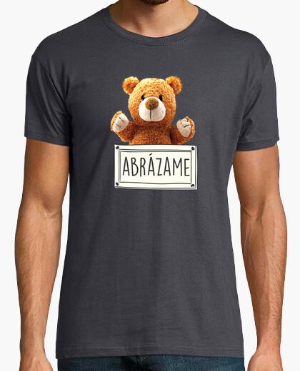 Camiseta Abrázame