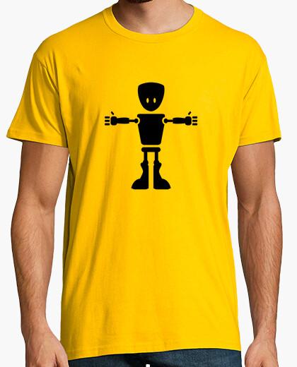 Camiseta Abrazo de robot
