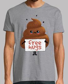 abrazos gratis caca