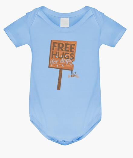 Ropa infantil Abrazos gratis (para perros)