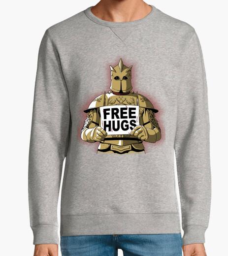 Jersey abrazos gratis por la montaña