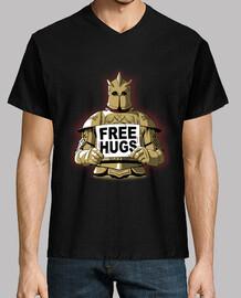 abrazos gratis por la montaña
