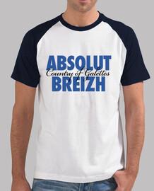 Absolut Breizh - T-shirt homme baseball