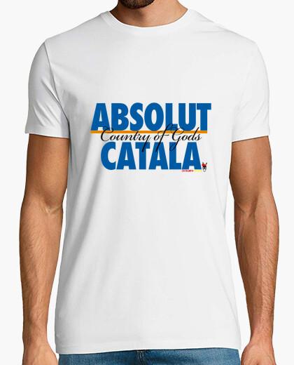Camiseta absolut català