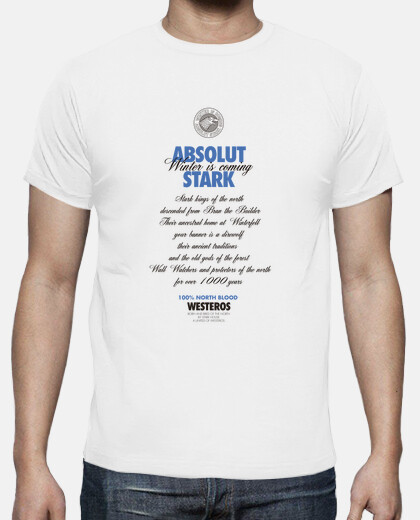 Absolut Stark - Camisetas hombre