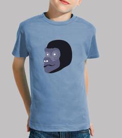 abstrakt gorilla