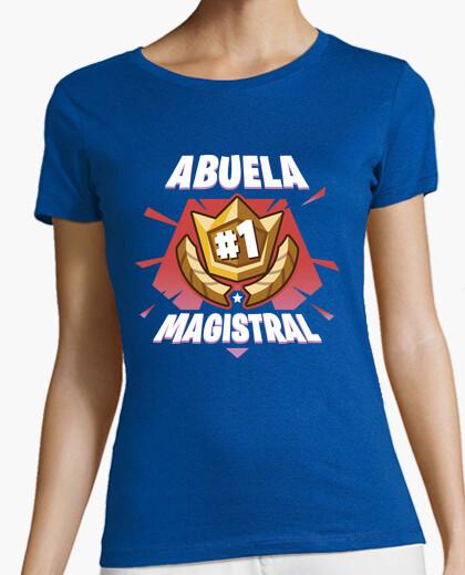 Camiseta Abuela Magistral