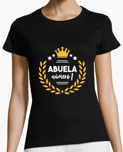 Camiseta Abuela Número 1