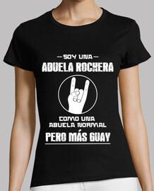 Abuela Rockera (Como una abuela normal pero más guay)
