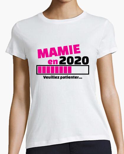 Camiseta abuelita en 2020 por favor espera