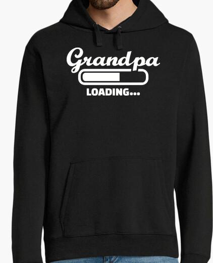 Jersey abuelo cargando
