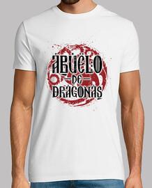 Abuelo de Dragonas BLANCO