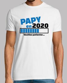 abuelo en el 2020 por favor espera